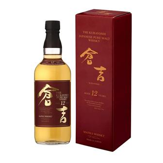 The Kurayoshi 12 Year Old Pure Malt 70cl thumbnail