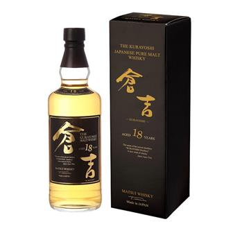 The Kurayoshi 18 Year Old Pure Malt 70cl thumbnail