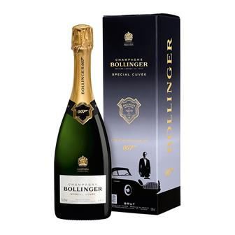 Bollinger Special Cuvee Limited Edition 007 NV 75cl thumbnail