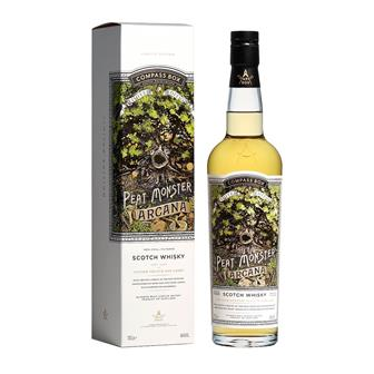 Compass Box The Peat Monster Arcana 20th Anniversary 70cl thumbnail