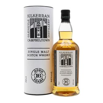 Kilkerran 16 Year Old 46% 70cl thumbnail