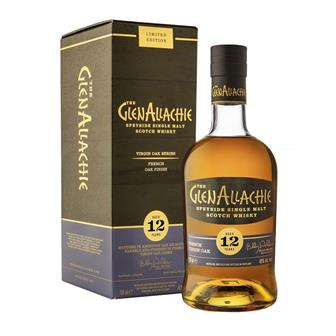GlenAllachie 12 Year Old French Oak Finish Single Malt 70cl thumbnail