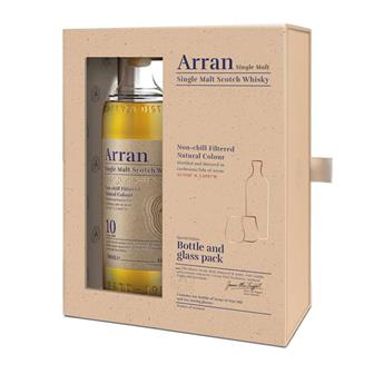 Arran 10 Year Old Glass Pack 70cl thumbnail