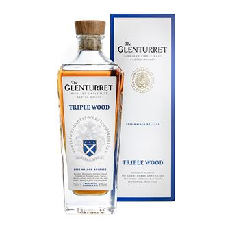 The Glenturret Triple Wood 2020 Release 70cl thumbnail