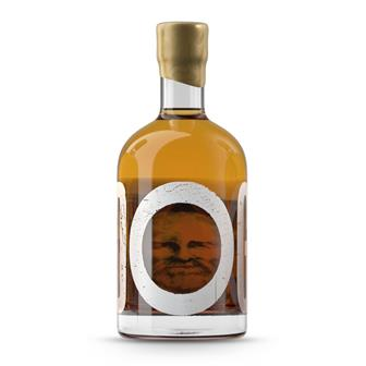SC Dogs 'The Spirit of William Gibson' Gold Rum 70cl thumbnail