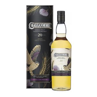 Cragganmore 20 Year Old Special Release 2020 Single Malt 70cl thumbnail