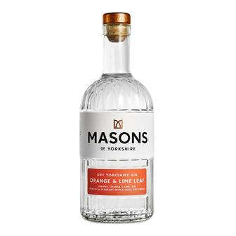 Masons Orange & Lime Leaf Gin 70cl thumbnail