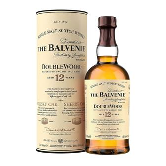 The Balvenie Double Wood 12 Year Old 70cl thumbnail