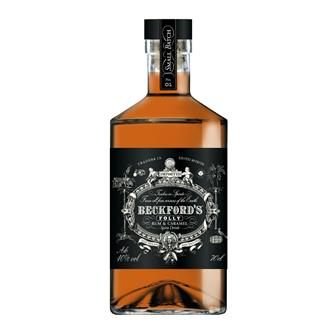 Beckford's 'Folly' Caramel Rum 40% 70cl thumbnail