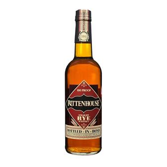 Rittenhouse Rye 100 Proof 50% 70cl thumbnail
