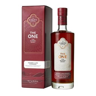 The Lakes Distillery The One Sherry Cask Finished Blend 70cl thumbnail