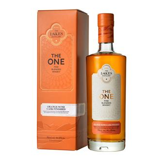 The Lakes Distillery The One Orange Wine Cask Finished Blend 70cl thumbnail