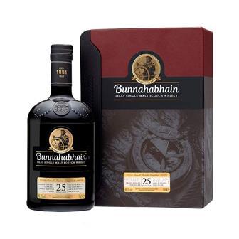 Bunnahabhain XXV 25 Year Old 46.3% 70cl thumbnail