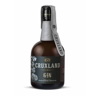 KWV Cruxland Black Winter Truffle Infused Gin 70cl thumbnail