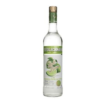 Stolichnaya Lime Flavoured Vodka 70cl thumbnail