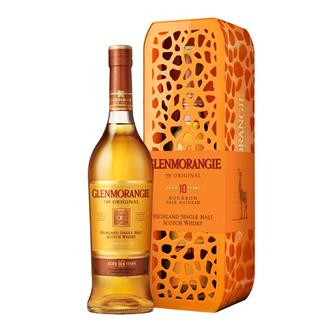 Glenmorangie Giraffe Gift Tin 10 Year Old 70cl thumbnail