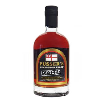 Pusser's Gunpowder Proof Spiced Rum 70cl thumbnail