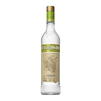 Stolichnaya Gluten Free Plain Vodka 70cl thumbnail
