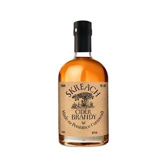 Skreach Cornish Cider Brandy Bourbon Cask 50cl thumbnail