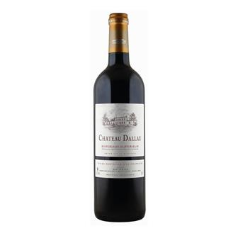 Chateau Dallau Bordeaux Superieur 2016 75cl thumbnail