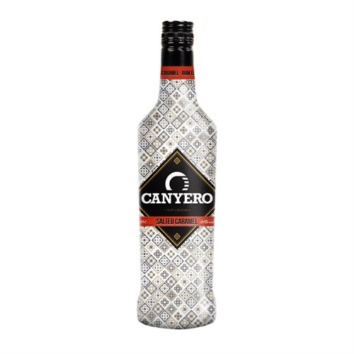 Canyero Salted Caramel Liqueur 20% 70cl Image 1
