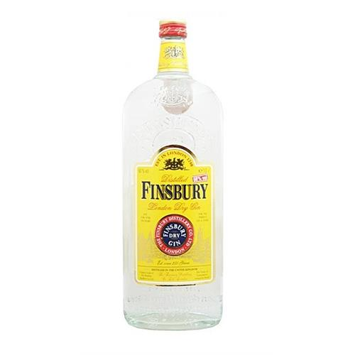 Finsbury Londion Dry Gin 60% Image 1