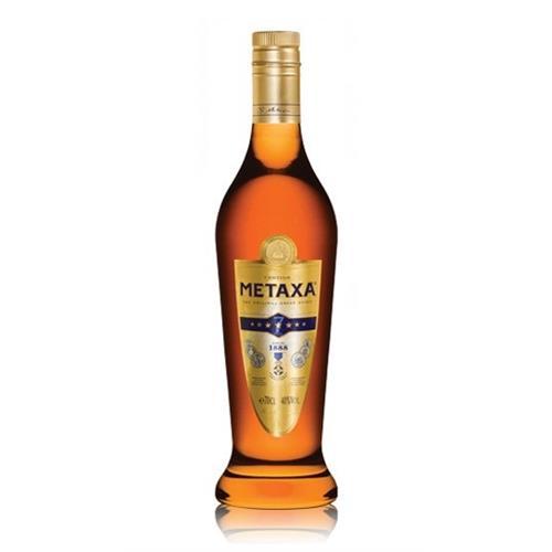 Metaxa 7 star Brandy 40% 70cl Image 1