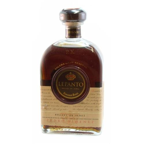 Lepanto Gran Reserva PX Brandy 70cl Image 1