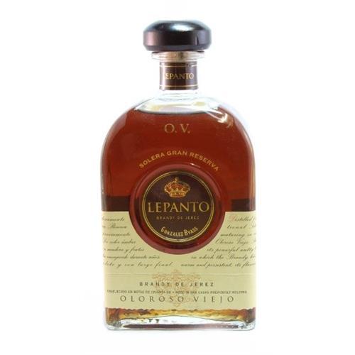 Lepanto Gran Reserva OV Brandy 70cl Image 1