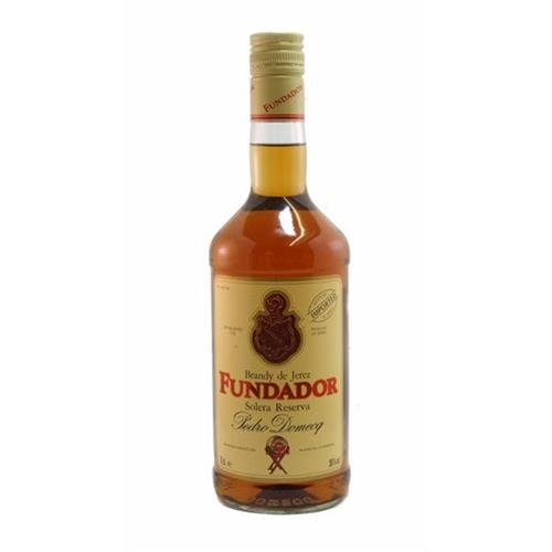 Fundador brandy 38% vol 70cl Image 1