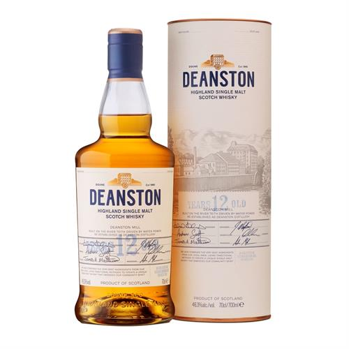 Deanston 12 Year Old 70cl Image 1