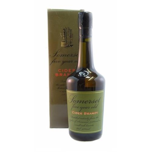 Somerset Royal 5 year old Cider Brandy 42% 70cl Image 1
