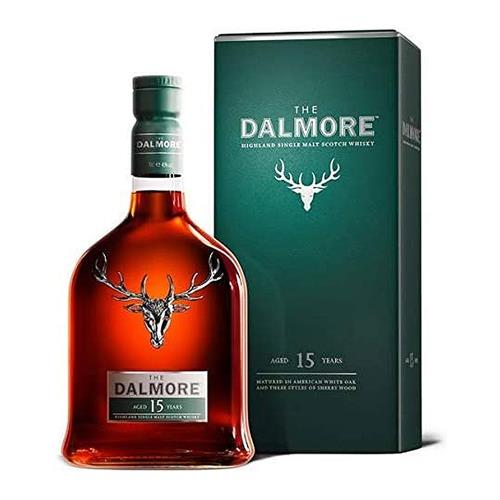 Dalmore 15 Year Old Single Malt Whisky 70cl Image 1