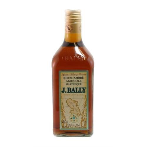 J Bally Rhum Ambre 45% 70cl Image 1