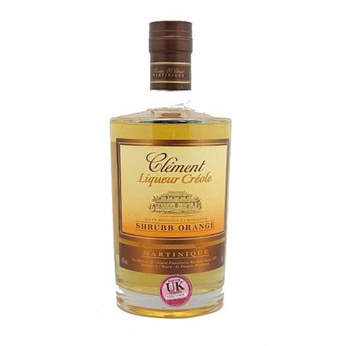 Clement Creole Shrub 40% 70cl Image 1