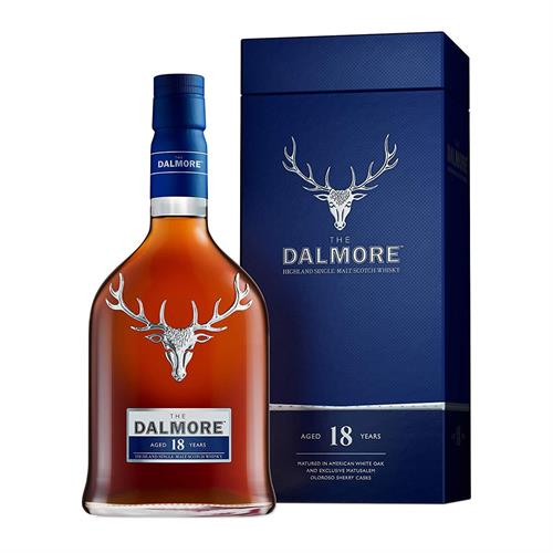 Dalmore 18 Year Old Single Malt Whisky 70cl Image 1
