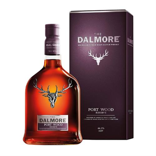 Dalmore Port Wood Reserve Single Malt Whisky 70cl Image 1
