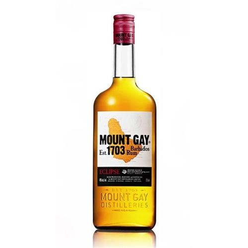 Mount Gay Eclipse Rum 37.5% 70cl Image 1
