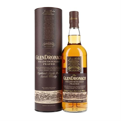 Glendronach Traditionally Peated 70cl Image 1