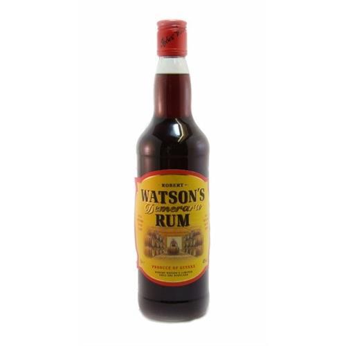 Watsons Demera Rum 40% 70cl Image 1