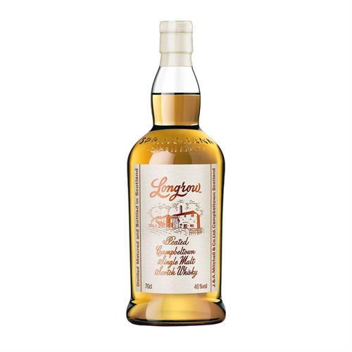 Longrow Peated Single Malt Whisky 70cl Image 1
