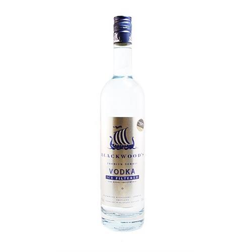 Blackwoods Premium Vodka 40% 70cl Image 1