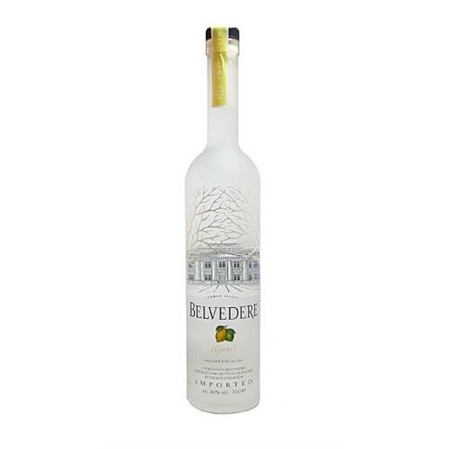 Belvedere Cytrus Vodka 40% 70cl Image 1