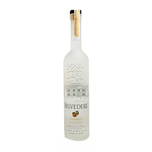 Belvedere Orange Vodka 40% 70cl Image 1