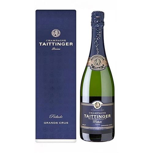 Taittinger Prelude Grands Crus Brut Champagne 75cl Image 1