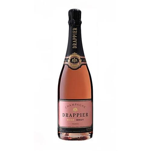 Drappier Rose Champagne Val de Demoiselles 12% 75cl Image 1
