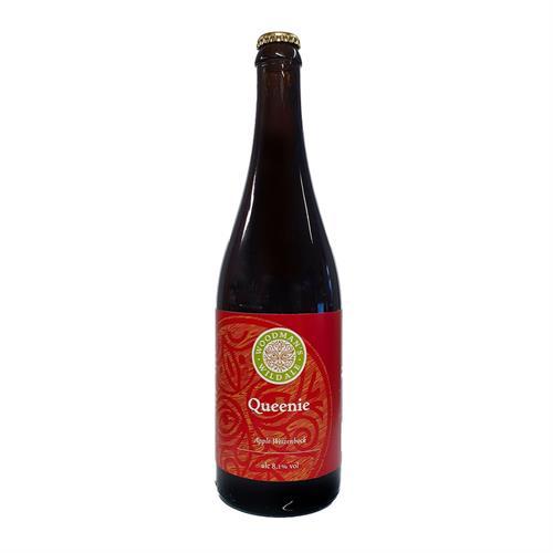 Woodman's Wild Ale Queenie Apple Wizenbock 8.1% 750ml Image 1