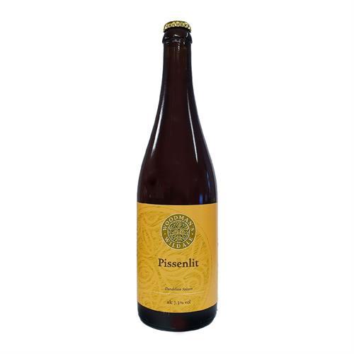 Woodman's Wild Ale Pissenlit Dandelion Saison 7.3% 750ml Image 1