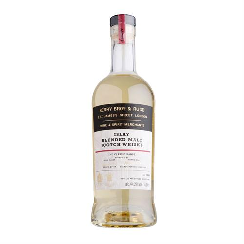 Berry Bros & Rudd Classic Islay Blended Malt Whisky 70cl Image 1