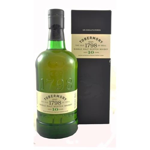 Tobermory 10 years old 46.3% 70cl Image 1